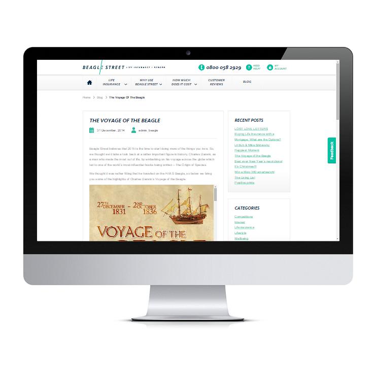 Voyage – Desktop